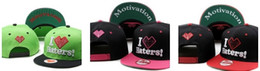 Wholesale Diamond Snap Back Hats - Hot DGK X Diamond Supply Co- I Haters Snapback Caps & Hats Snapbacks Snap Back Hat Men Women Baseball Cap
