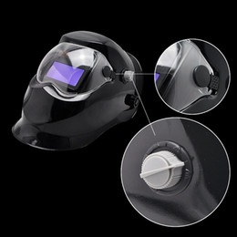 Wholesale Welders Machine - New Arrival!! Solar auto darkening welding mask welder helmets for TIG MIG MMA welding equipment machine
