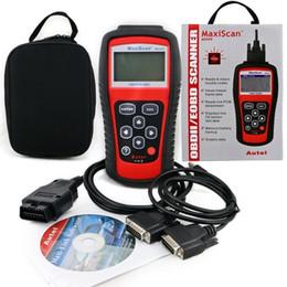Wholesale Obdii Live Data - EOBD OBD2 OBDII Car Scanner Auto Diagnostic Live Data Code Reader Check Engine