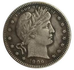 Wholesale Barber Dollars - 1909-O QUARTER DOLLARS BARBER COINS COPY FREE SHIPPING
