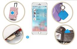 Новые Прибытие Bluetooth Tracker Finder Bluetooth Server Мини Беспроводная Связь Bluetooth Анти-Потерянный Сигнализация Bluetooth Key Finder для устройств iOS от