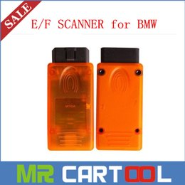 Wholesale Automotive Diagnostic Super Scanner - 2015 NEW ARRIVAL FOR BMW E F SCANNER BMW E F SCANNER Super Key Programmere Support 166 types of ECU DHL Free shipping