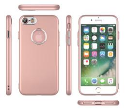 Wholesale Painted Keys - Cellphone cover cases for Samsung J3 2017 Metal Paint Button Key Soft Rubber TPU Back Phone Cases Cover for Samsung J3 2017
