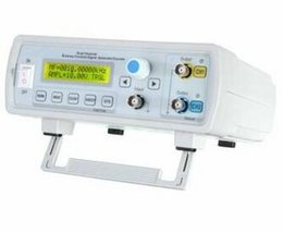 Wholesale Dds Sine Wave Generator - FY3200S 6Mhz 12Mhz 20Mhz 24MHz Dual-channel Arbitrary Waveform DDS Function Signal Generator Sine Square Wave Sweep Counter