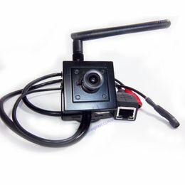 Wholesale Security Microphones - 720P Wifi IP camera 1.0 MegaPixels mini wifi camera 3.6mm Lens H.264 Onvif security camera Support microphone CCTV Camera