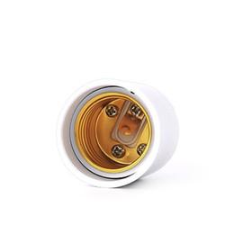 bombilla de luz e12 Rebajas 25 unids / lote Al Por Mayor GU24 a E27 / E26 Adaptador LLEVÓ la Lámpara de Luz Adaptador de la Bombilla Socket Convertidor Blanco Envío Gratis, dandys