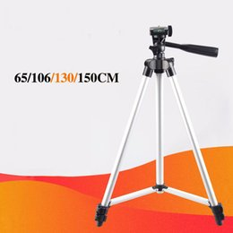 Wholesale Mount Projectors - Photography Portable Projector Digital Adjustable 130cm Phone Camera Support Tripod Mount Bracket Holder Stand for Photo