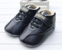Wholesale Toddler Winter Sale - hot sale baby moccasins PU Leather toddler first walker soft soled girls shoes Newborn 0-1 years baby boys Sneakers