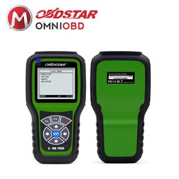 Wholesale Obd Software Citroen - OBDStar X100 PROS Auto Key Programmer C Type IMMOBILISER + OBD software with EEPROM Adapter Update online X100 PRO