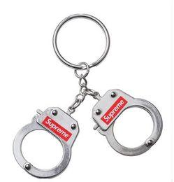 fahion nouveaux porte-clés menottes le porte-clés chaud 17FW ? partir de fabricateur