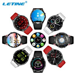 Wholesale Cell Phone Mobile Wrist Watch - KW88 Smartwatches 1.39inch 3G Smart Watch Android GPS Smart Watch For Android ISO Cell Phone Intelligent Mobile Phone Watch