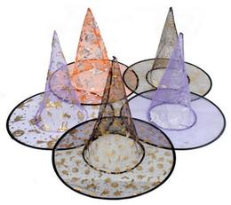 miroir de capot Promotion 2016 vente chaude halloween le chapeau de sorcière chapeau de Pâques