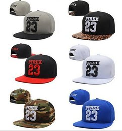 Wholesale Pyrex Brown - 2015 hot free shipping sale PYREX 23 Snapback Caps Adjustable Sports Hats Hip Hop Hats Free Shipping