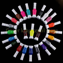 Wholesale Nail Art 24 Colors - 24 Bottle LOT New Nail Polish stamp polish Wholesale price 24 colors Optional Stamping Nail Art JT027