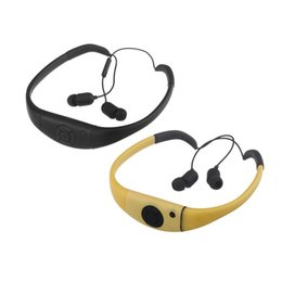 Wholesale Top Wireless Headsets For Pc - NEW!! TOP Quality Wireless Waterproof IPX8 Bluetooth Sports Earphone Headset Headphone for Cellphone PC