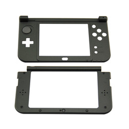 Wholesale nintendo 3ds xl cases - New Housing Shell Cover Case Original Bottom Middle Frame Replacement Kits Console Cover for Nintendo For 3DS XL LL Game Con