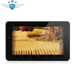 Wholesale Android Tablet Rk3188 - 7 inch PiPO U6 Quad Core Tablets RK3188 Android 4.2 1GB RAM 16GB ROM WIFI Bluetooth GPS