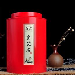 Wholesale Green Tea Original - Super Quality 250g Jinjunmei Tea Wuyi Mountain Tong mu guan Jin Jun Mei Tea Original China Black Tea Natural organic green food