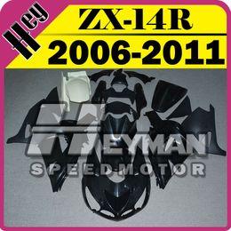 Wholesale Kawasaki Stock Fairings - In Stock Heymanspeedmotor Unpainted(Unpolished) Fairings Injection Mold For Kawasaki ZX-14R ZX14R 2006-2011 K17H00