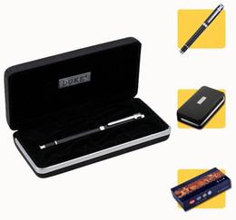 Wholesale Duke Fountain Pens - Duke series carbon fiber iridium duke gold fountain pen calligraphy pen