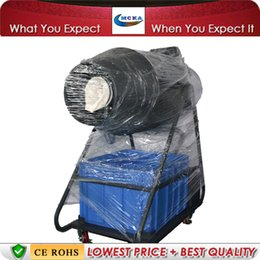 Wholesale Moka MK H03 W Spray Foam Machine Special Stage Effect Equipment For DJ Party Night Club Event