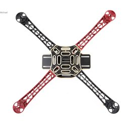 Wholesale Multicopter Quadcopter Frame Kit - F450 TOP BOTTOM F450-V2 Quadcopter Multicopter Frame Kit Frame Board Free Shipping 41