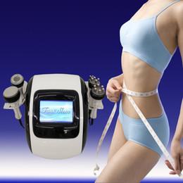 Wholesale 5in1 Ultrasonic Liposuction Cavitation - 40K vacuum rf fat weight loss portable home salon equipment ultrasonic liposuction cavitation slimming machines 5in1