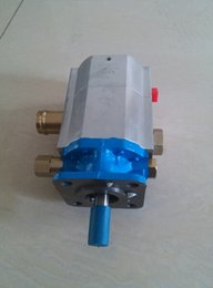 Wholesale Wholesaler For Hydraulic Pump - bomba hydraulic Gear Pumps Log Splitters valves 3600rpm pump for firewood cutting machine 11GPM