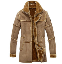 Wholesale Winter Leather Coats For Sale - Fall-Hot sale winter jacket men ,mens leather jackets and coats , faux fur coats for men air force casual bomber jacket leather