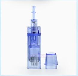 Derma pen 12 иглы Dr. Pen иглы картриджи imut питания 0.2-3.0 мм регулируется 50 шт. / лот бесплатная доставка от