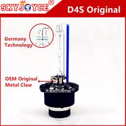 Wholesale Bi Xenon Replacement Bulb - 2X 35W D4S original OEM hid bi xenon D4S 5000K 3000k 4300k 6000k 8000k for German tech D4 hid kit Cnlight D4S replacement