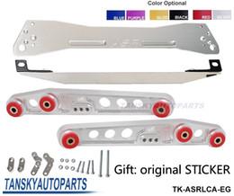 Wholesale Rear Subframe Asr - Tansky - ASR REAR SUBFRAME EG 92-95 FOR HONDA CIVIC + LOWER CONTROL ARMS LCA EG + LOWER TIE BAR EG With beaks sticker TK-ASRLCA-EG