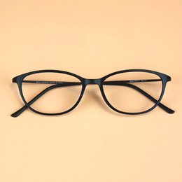 Vente en gros - 2016 coréen de haute qualité BLSY femmes tungstène en acier  au carbone lunettes cadre hommes ultra mince myopie rétro littérature  lunettes ... e25cbee68117