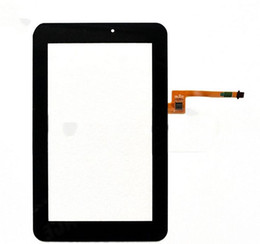 Wholesale Repairs Warranty - For Huawei S7-721 Touch Screen 7 Inch Digitizer Glass Panel Lens Replacement Repair Parts 100% Warranty