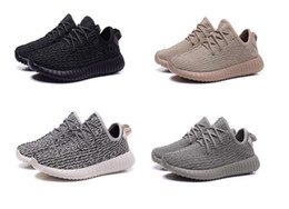 Wholesale Cheap Brown Oxfords - Kanye West 350 Boost Kanye West Pirate Black Moonrock Oxford Tan Turtle Dove Cheap Discount Basketball Shoes Running Shoes Sneaker