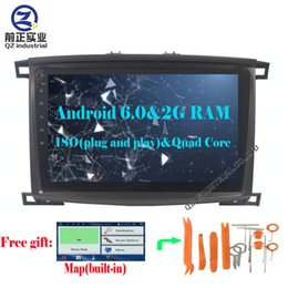 Wholesale Outlander Android - HD 2G+16G Android 6.0 Car DVD Player For Mitsubishi Outlander 2007-2012 with BT WIFI SWC GPS free map