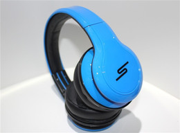 Wholesale Best Headphones For Computer - By 50 Cent Wired Bass Headphones For iPhone Samsung iPod iPad Computer MP3 MP4 Best Quality 50cent Headset 5 colors for your chosing