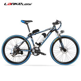 Wholesale 26 inch mountain bike wheels - MX3.8 48V 10Ah Big Energy Battery Mountain Bike, 21 Speed, 26 Inches*1.95 Wheel, Aluminum Alloy Frame, Electric Bicycle,
