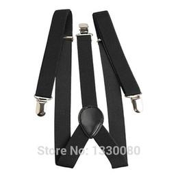 Wholesale Wholesale Suspenders For Men - Elastic Brace Suspender Y Back Clip-on Belt for Adult and Child E5M1