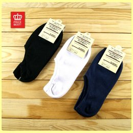 Wholesale Sock Muji - Meias Foreign Trade of The Original Single Men's Cotton Short Invisible Socks Muji Low-cut Waist with Shallow Mouth Without Whit