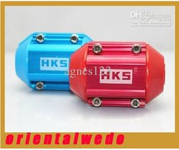 Wholesale Fuel Saver Cars - Free shipping AUTO HKS Car fuel saver fuel magnetizer car magnetizer Fuel Systems top sale free shipping
