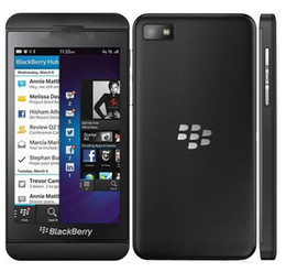 Wholesale Cellphones Touch Screen - Original Unlocked Blackberry Z10 US EU Dual core GPS WiFi 8.0MP camera 4.2 inch Touch Screen 16G storage cell Phone