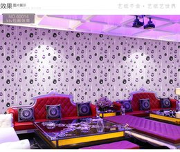 Wholesale Paper Back Drop - Modern Living Room With Water Drops Background Wallpaper Papel De Parede Roll 3D Waterproof Wallpaper For Sale
