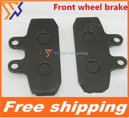 Wholesale Motorcycle Front Disc Brakes - Motorcycle parts for Honda nsr125 front disc brake rear brake pads of a pair of 2 pieces Free shipping motorcycle general parts