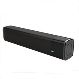 Wholesale Touch Stereos - COOL Portable 20w Wireless Bluetooth Speaker Soundbar Super Bass Stereo Loudspeaker with Touch NFC Speakers for Phone TV