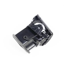 Wholesale Vw Air Conditioning - conditioning NEW Black Front Left Automotive Conditioning Cold Air Vent For VW Jetta Golf MK5 Rabbit 1K0 819 703