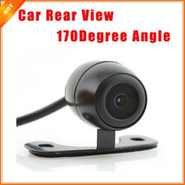 12v cmos Canada - Car Electronics CMOS 420TVL 170'' DC 12V Night Vision Car Rear View Camera Reverse Backup Camera for Cars