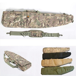 "Wholesale Sponge Lining - 48"" 1.2M Hunting Tactical Rifle Case Gun Storage Carry Bag Sponge Lining 4 Color"