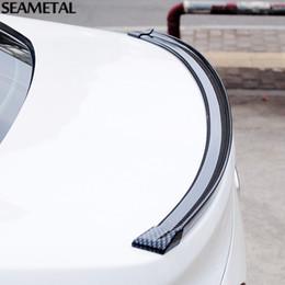 Wholesale Spoiler Audi - 1.5M Car-Styling Hydrographics 5D Carbon Fiber Spoilers Styling For Audi BMW Toyota Honda KIA Hyundai Opel Mazda VW Ford Skoda
