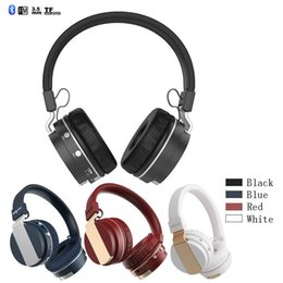 Wholesale Mobil Cell - New Bluetooth 4.1 Zealot B17 HiFi headset stereo Micro-SD FM Radio wireless bluetooth headphone For All Mobil Phones PC Computer